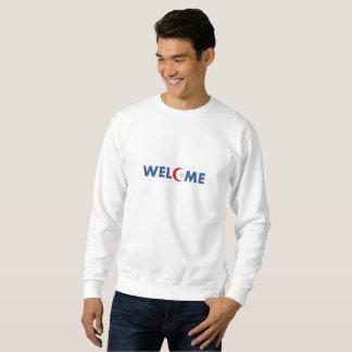 Sweatshirt Accueil