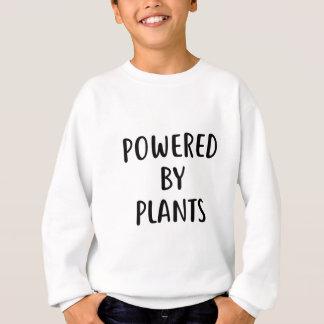 Sweatshirt Actionné par des plantes