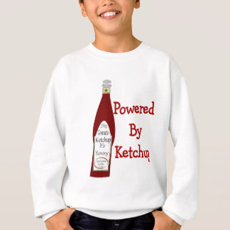 Sweatshirt Actionné par le ketchup