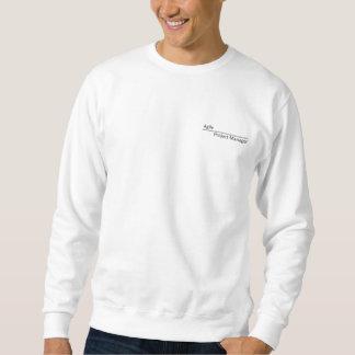 Sweatshirt agile de chef de projet