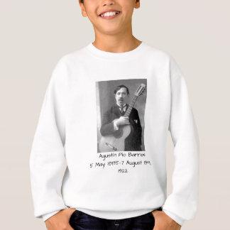 Sweatshirt Agustín Pio Barrios, 1922