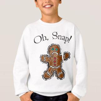Sweatshirt Ah, rupture !