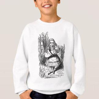 Sweatshirt Alice et le porc