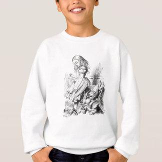 Sweatshirt Alice et une boîte d'animaux