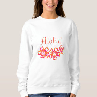 Sweatshirt Aloha !