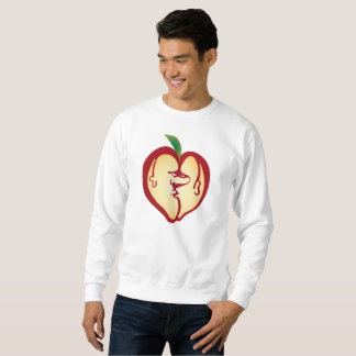 Sweatshirt Amant d'Apple