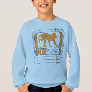 Sweatshirt Amant de singe