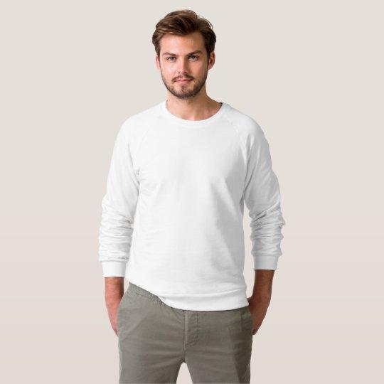 Sweat-shirt raglan pour hommes