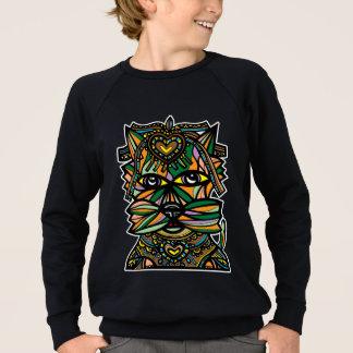 """Sweatshirt américain d'habillement de """"princesse"""""""