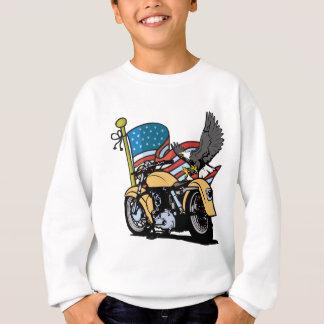 Sweatshirt Américain Eagle de cycliste