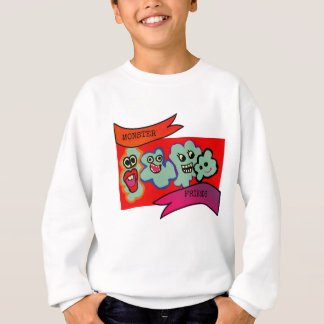 SWEATSHIRT AMIS DE MONSTRE