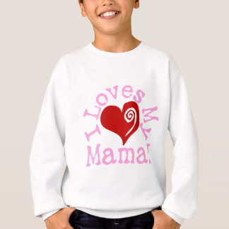 Sweatshirt Amours I ma maman