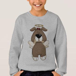 Sweatshirt Ange mignon de chienchien