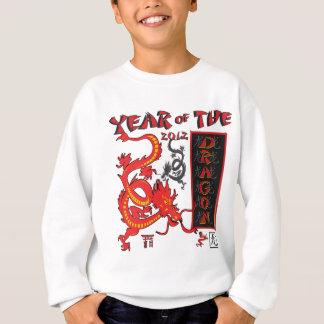 Sweatshirt Année du dragon - nouvelle année chinoise