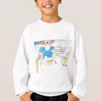 Sweatshirt Anniversaire de soupe à lapin
