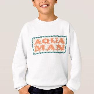 Sweatshirt Aquaman c'est Showtime ! Lettres