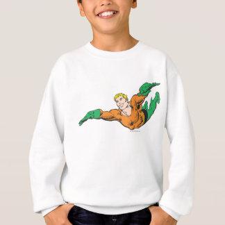 Sweatshirt Aquaman monte