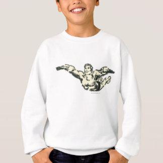 Sweatshirt Aquaman monte BW