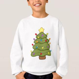 Sweatshirt Arbre de vacances de Noël