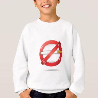Sweatshirt arrêtez la cigarette