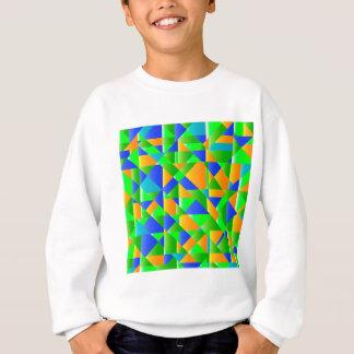Sweatshirt arrière - plan coloré