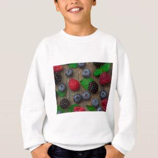 Sweatshirt arrière - plan de baie