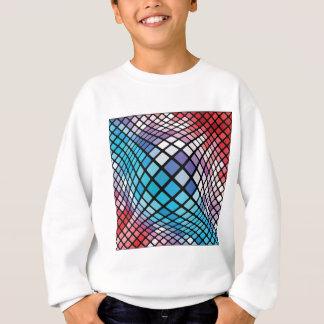 Sweatshirt Arrière - plan de mosaïque