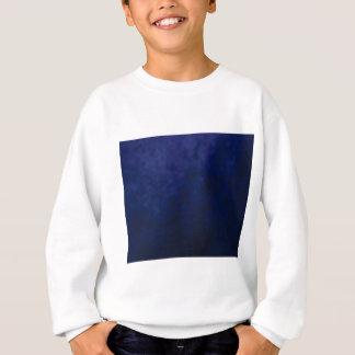 Sweatshirt art bleu profond