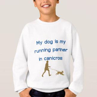 Sweatshirt Associé de Canicross