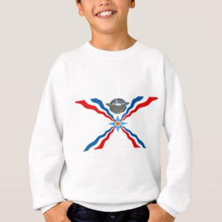 Sweatshirt Assyrien-Drapeau
