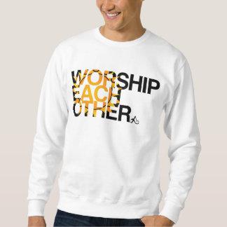 Sweatshirt Athée - culte