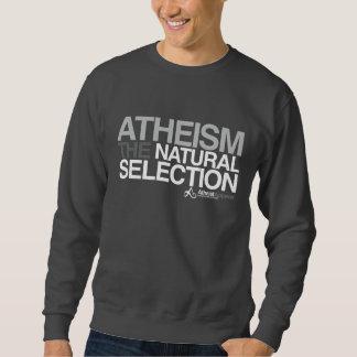 Sweatshirt Athéisme - la sélection naturelle