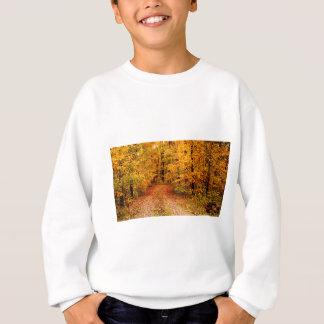 Sweatshirt Automne d'or sur l'île de St Joseph