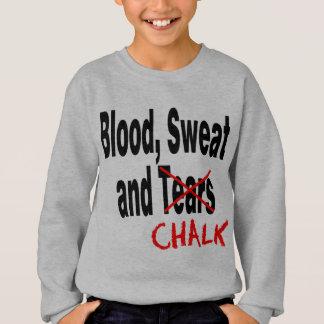 Sweatshirt Avant et dos de la gymnastique BS&C