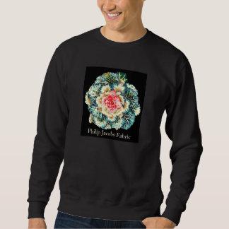 Sweatshirt avec le logo de tissu de Philip Jacobs