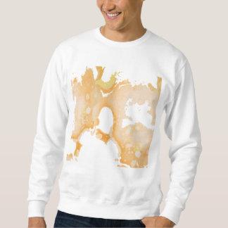 Sweatshirt avec une conception fraîche