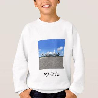 Sweatshirt Avion de temps de P3 Orion NOAA