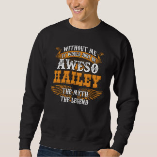 Sweatshirt Aweso HAILEY une véritable légende vivante