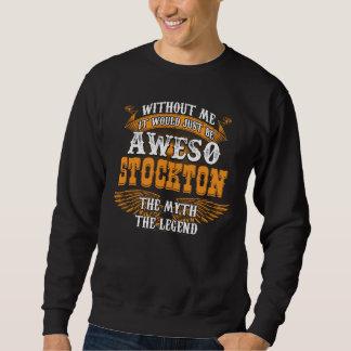 Sweatshirt Aweso STOCKTON une véritable légende vivante