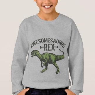 Sweatshirt Awesomesaurus Rex
