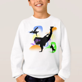 Sweatshirt B-boying