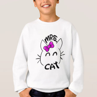 Sweatshirt Baby Cat