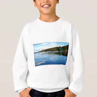 Sweatshirt Baie de Gawas, île de St Joseph