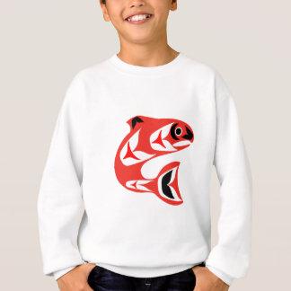 Sweatshirt Bain ascendant