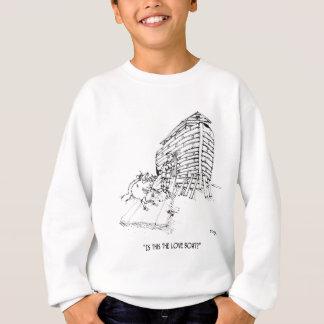 Sweatshirt Bande dessinée 1035 de rapport