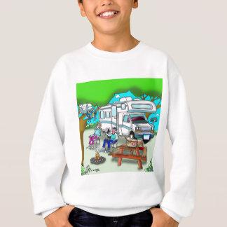 Sweatshirt Bande dessinée 9475 de rv