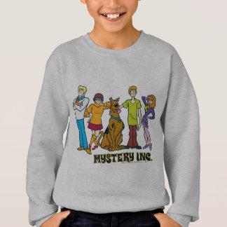 Sweatshirt Bande entière 12 Mystery Inc