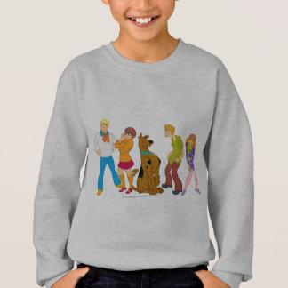 Sweatshirt Bande entière 15 Mystery Inc