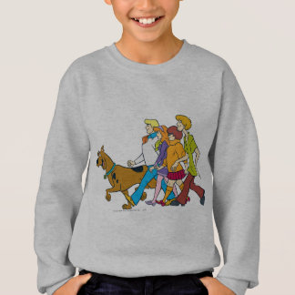 Sweatshirt Bande entière 18 Mystery Inc