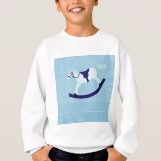 Sweatshirt basculer-cheval